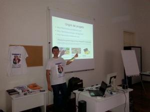 PowerPC Presentation LinuxDay